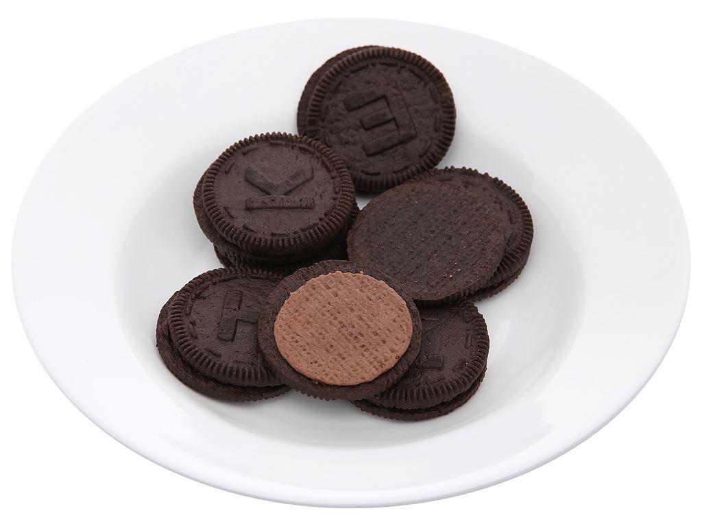 Bánh quy Oreo kem socola gói 66.5g 10