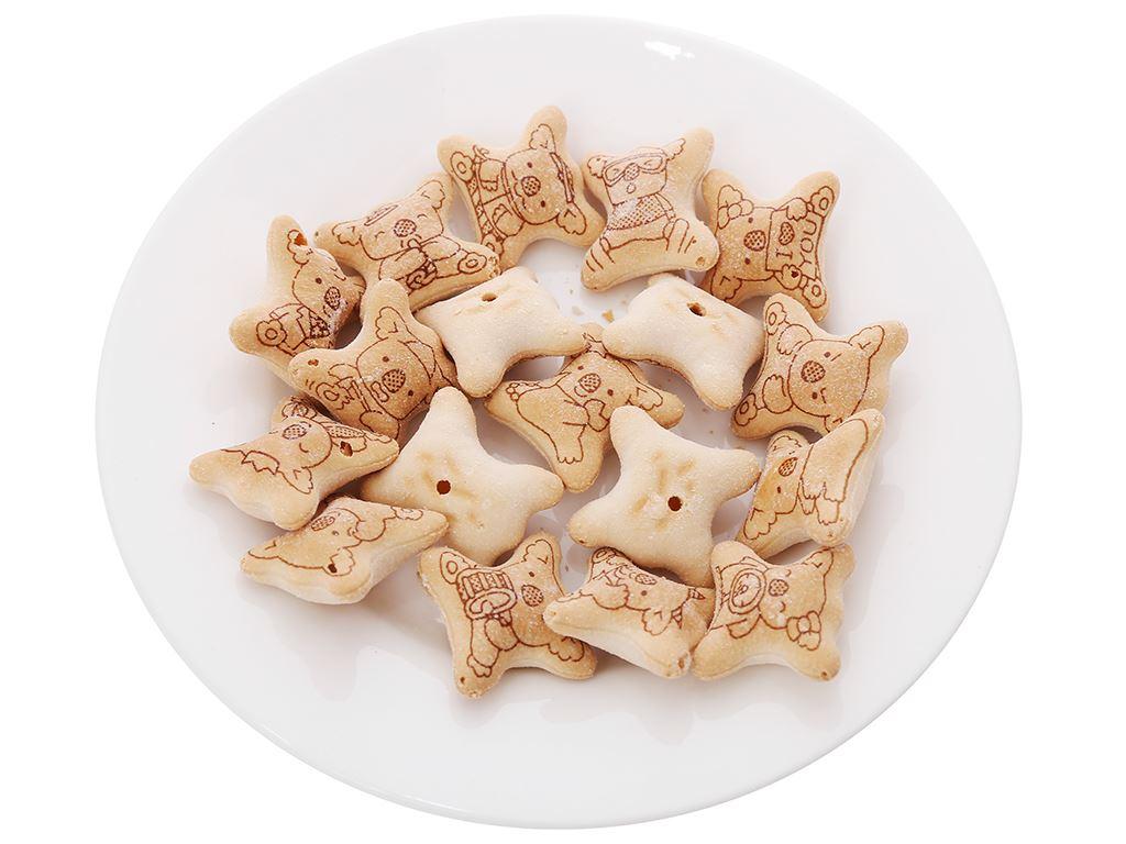 Bánh gấu hương sữa chua Lotte Koala's March hộp 37g 6