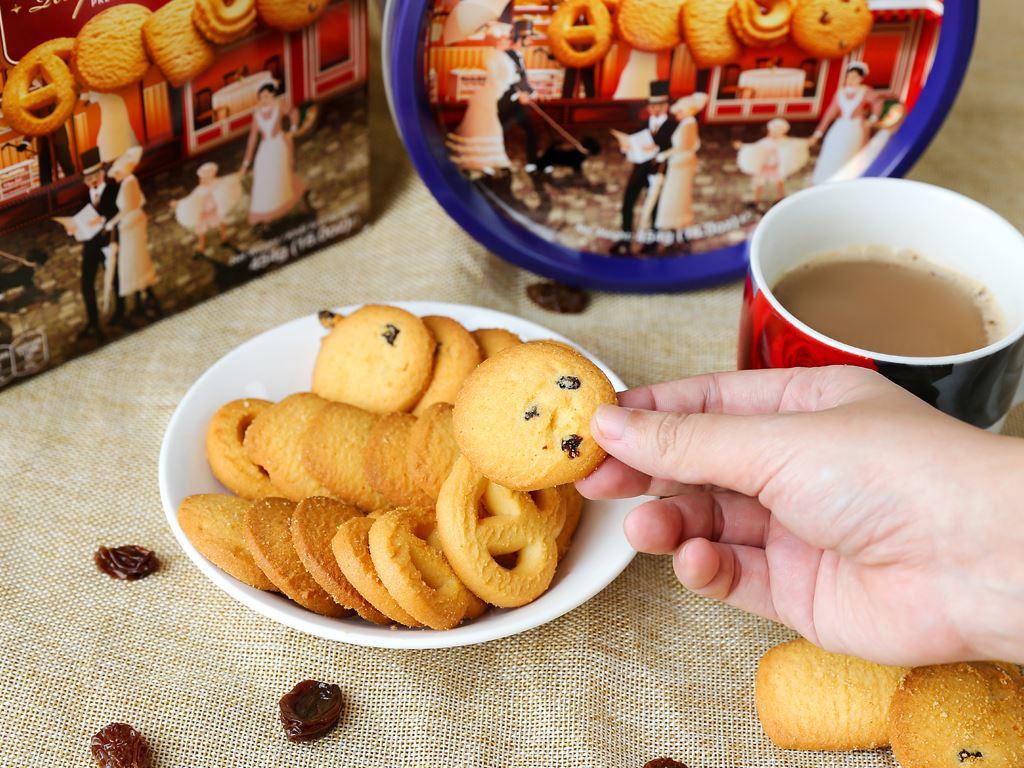 Bánh quy bơ O&T Royal Danish hộp 454g 5