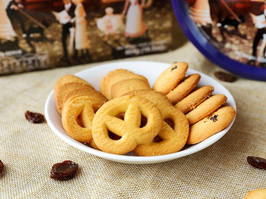 Bánh quy bơ O&T Royal Danish hộp 454g 4