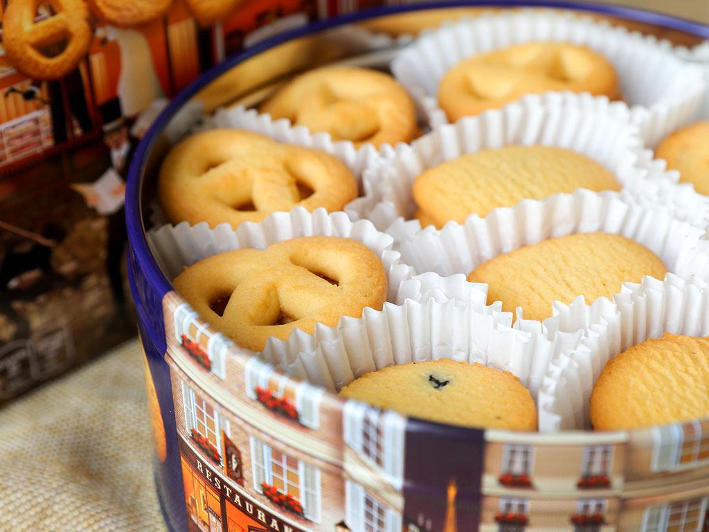 Bánh quy bơ O&T Royal Danish hộp 454g 3