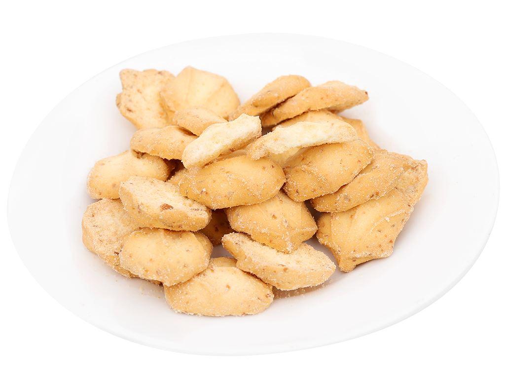 Bánh quy phô mai Nissin Sagu Keju gói 110g 5