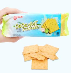 Bánh quy dừa Nissin gói 150g
