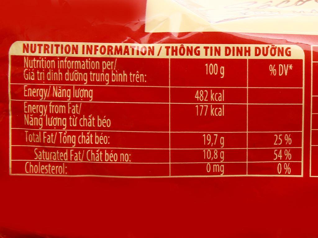 Bánh quy hạt socola yến mạch Cosy Original gói 163.2g 5