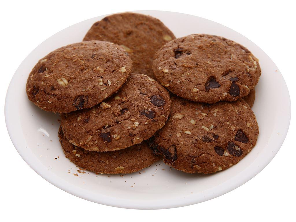 Bánh quy hạt socola yến mạch Cosy Original gói 163.2g 7