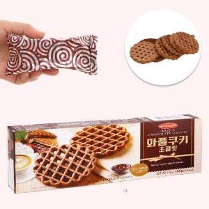 Bánh quy socola Kokola Waffle Cookies hộp 100g