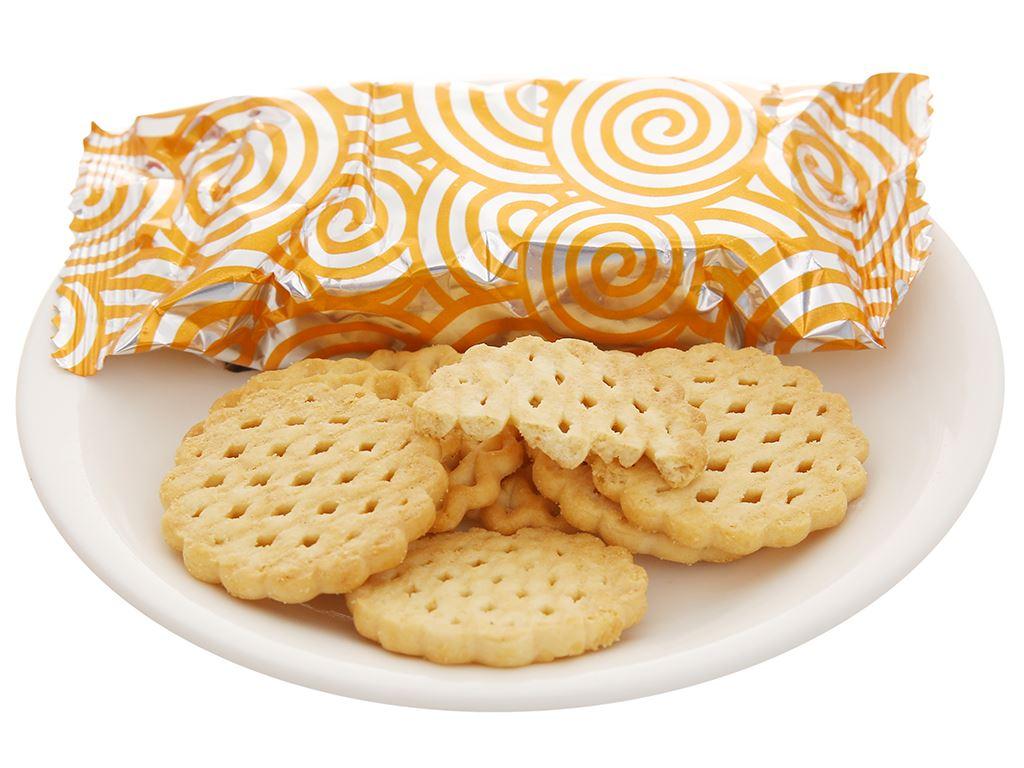 Bánh quy bơ Kokola Waffle Cookies hộp 100g 6