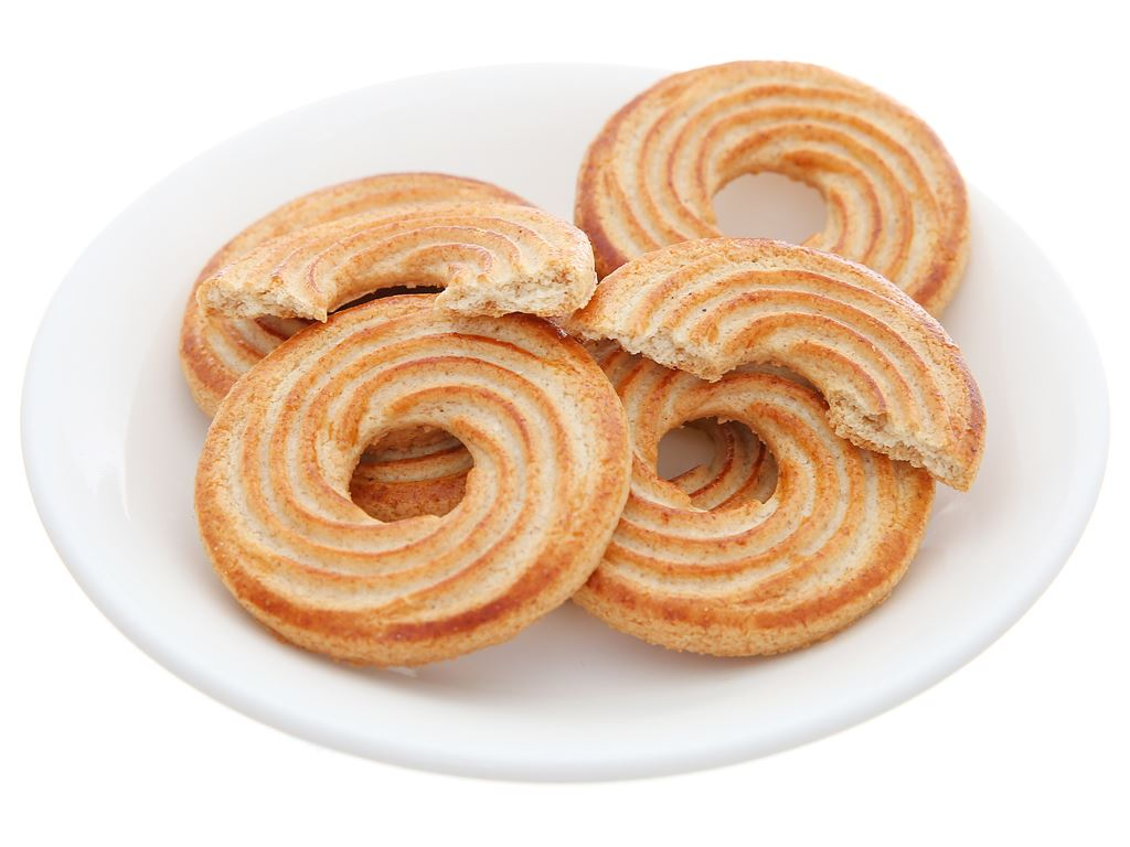Bánh quy sữa chua Misura hộp 400g 7