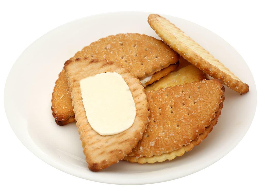 Bánh quy socola & sữa Milky Chocky gói 100g 5