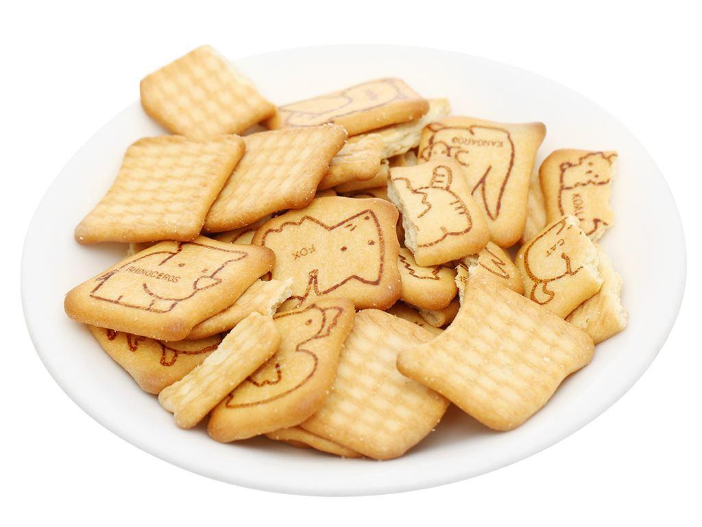 Bánh quy Meiji Zooland hộp 70g 7