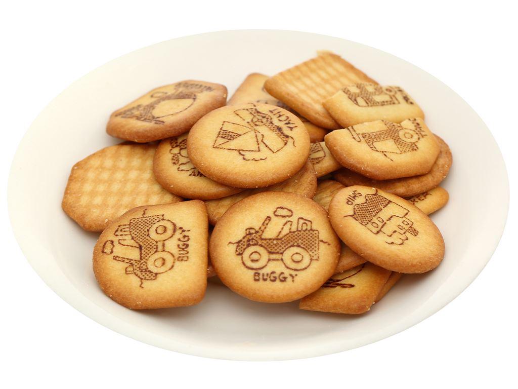 Bánh quy Meiji Autoland hộp 70g 7