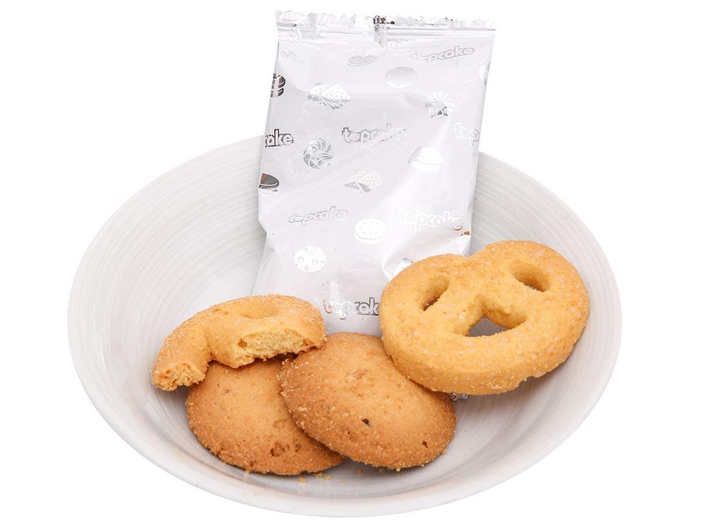 Bánh cookies hỗn hợp Castana hộp 128g 6