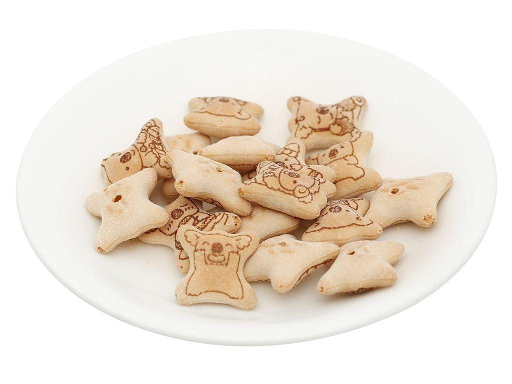Bánh gấu nhân socola trắng Lotte Koala's March hộp 37g 7