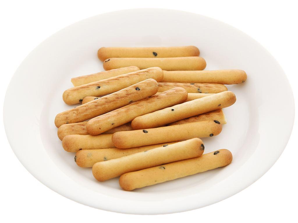Bánh Sesame Meiji gói 29g 6