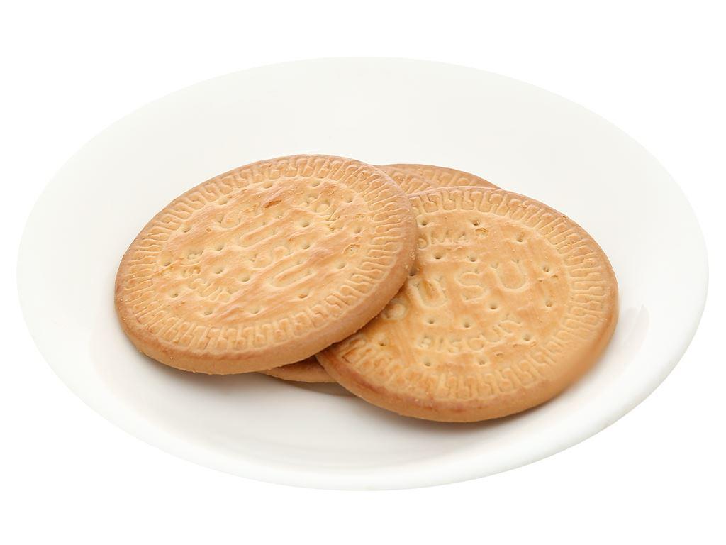 Bánh quy sữa Roma Marie Gold gói 120g 7