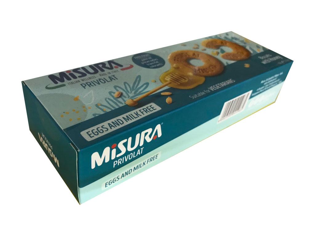 Bánh quy mật ong Misura hộp 100g 1