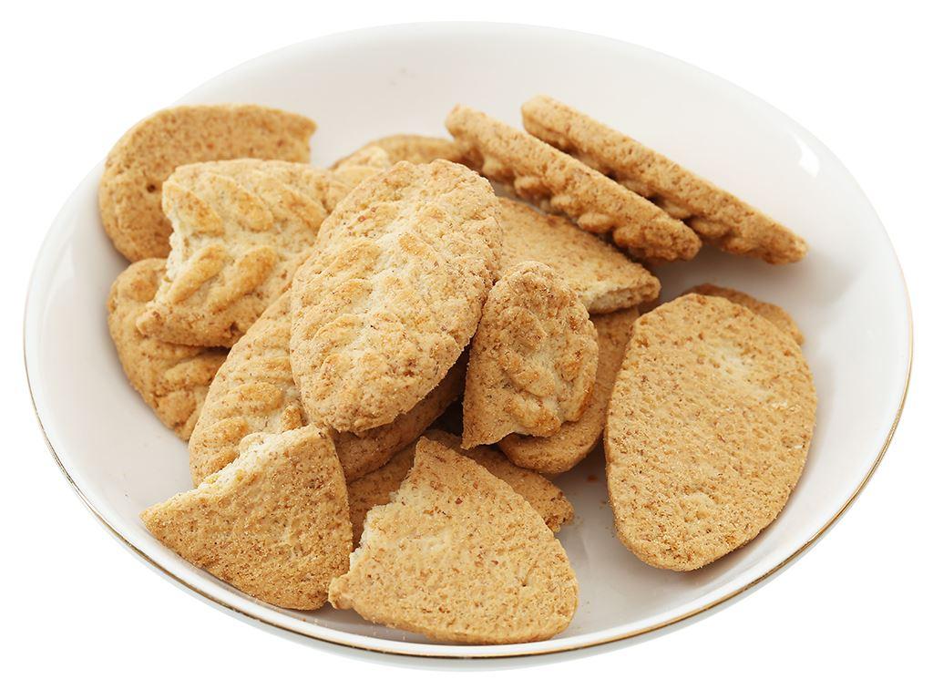 Bánh quy 4 loại ngũ cốc Misura gói 120g 5