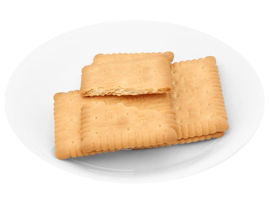 Bánh quy bơ Bahlsen Leibniz gói 100g 6
