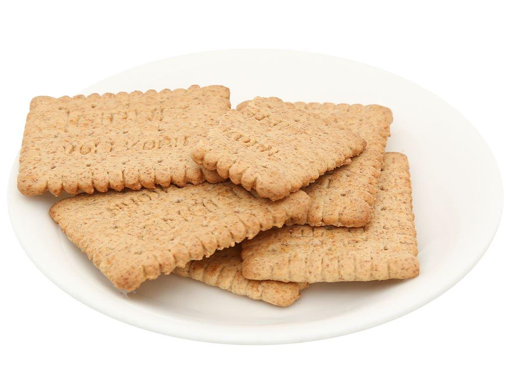 Bánh quy ngũ cốc nguyên hạt Leibniz Bahlsen gói 200g 6