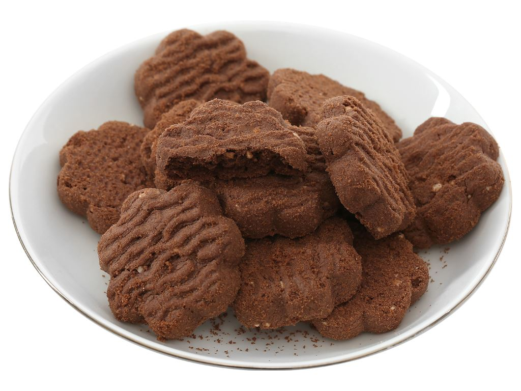 Bánh quy ca cao cốm gạo Misura gói 120g 5