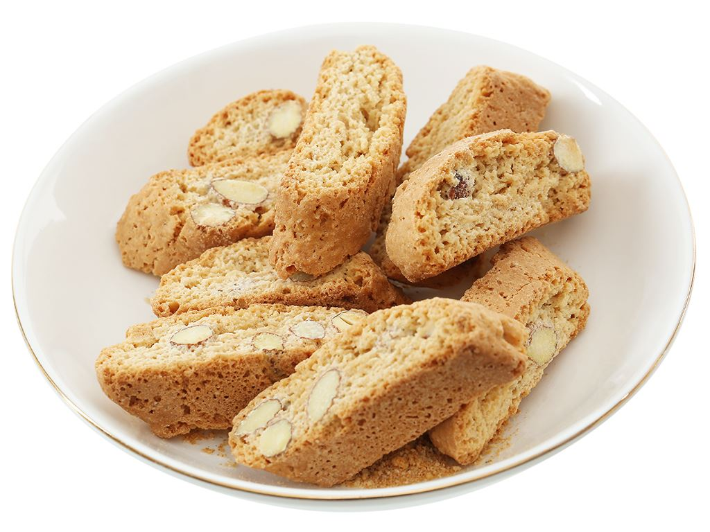 Bánh quy hạnh nhân giòn Sapori gói 175g 5
