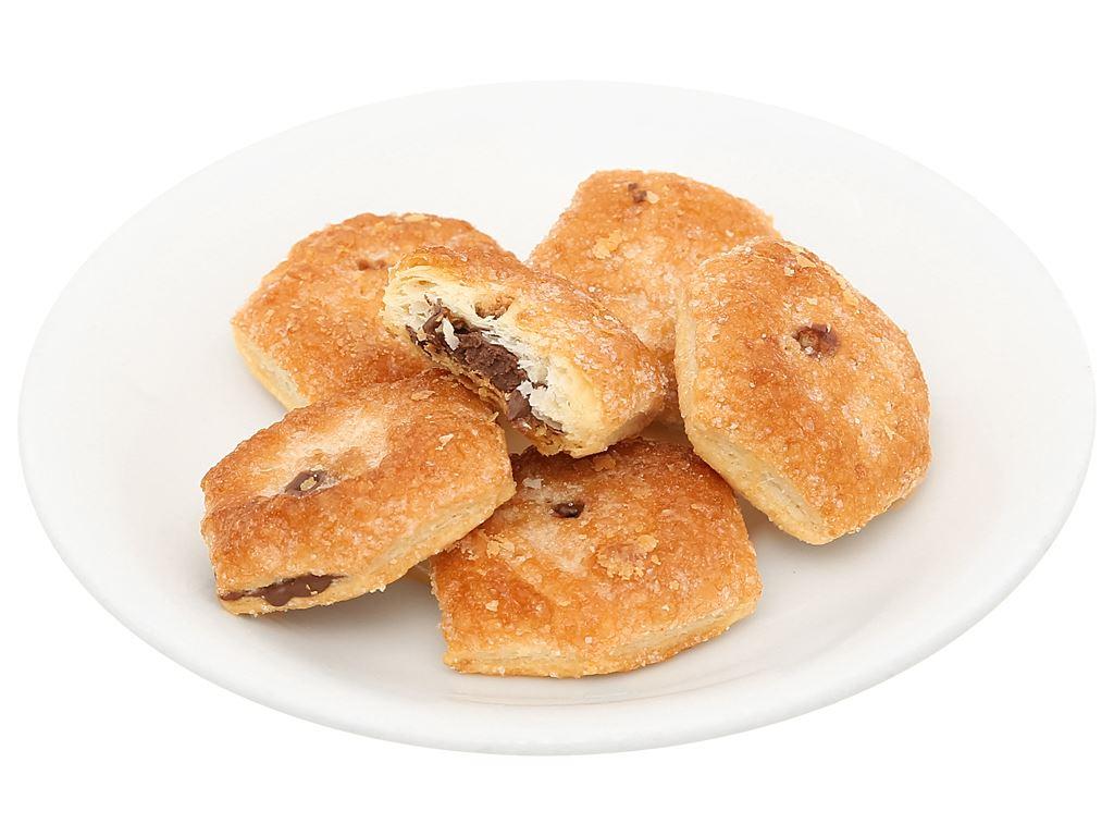 Bánh Puff Pastry nhân kem socola Matilde Vicenzi Bocconcini gói 125g 5