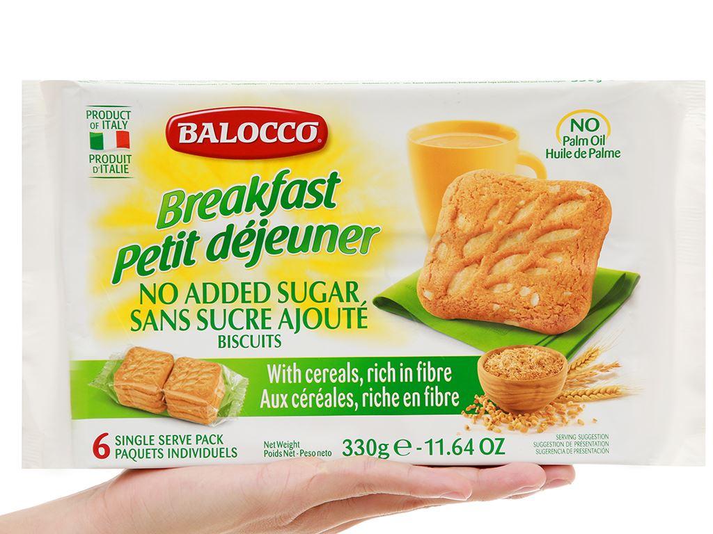 Bánh quy ngũ cốc không đường Vitamia gói 330g 4