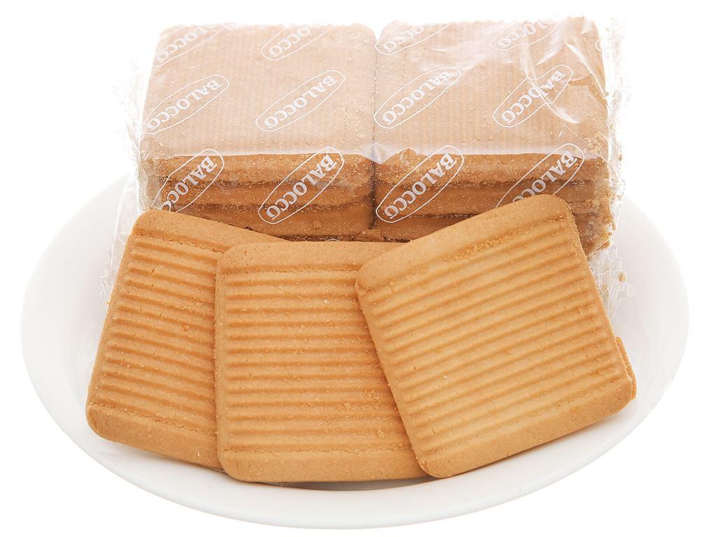 Bánh quy bơ Novellini gói 350g 6