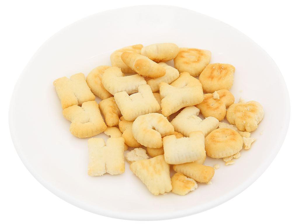 Bánh quy mặn Mai Tri ABC gói 25g 5