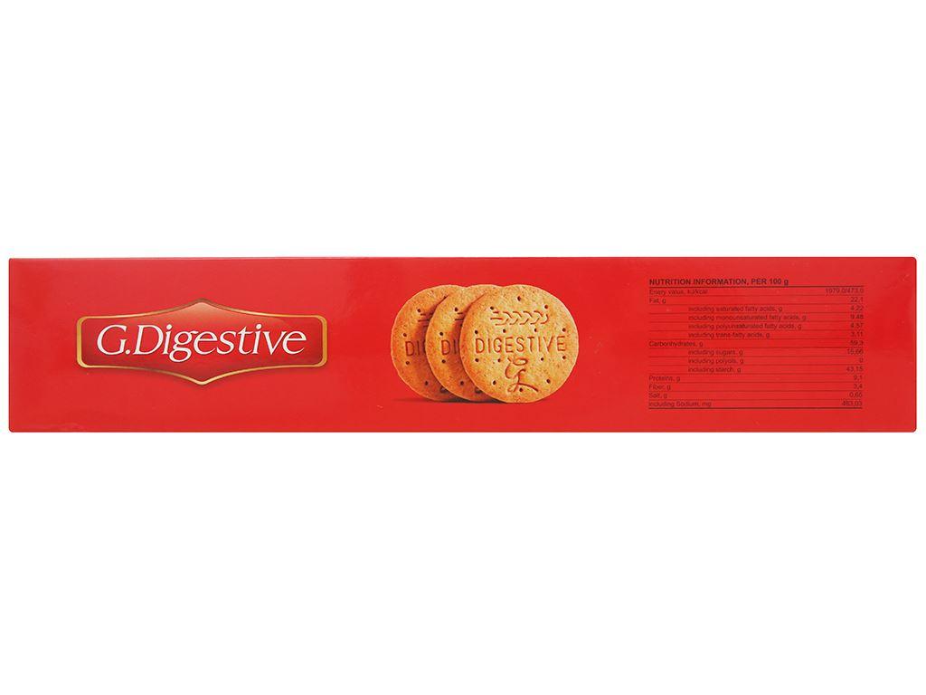 Bánh quy Grona G-Digestive hộp 325g 2