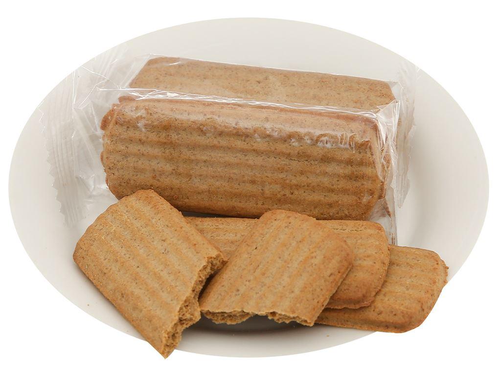 Bánh quy bơ với đường ăn kiêng chiết xuất Stevia DIAL-K Magic Grain gói 150g 5