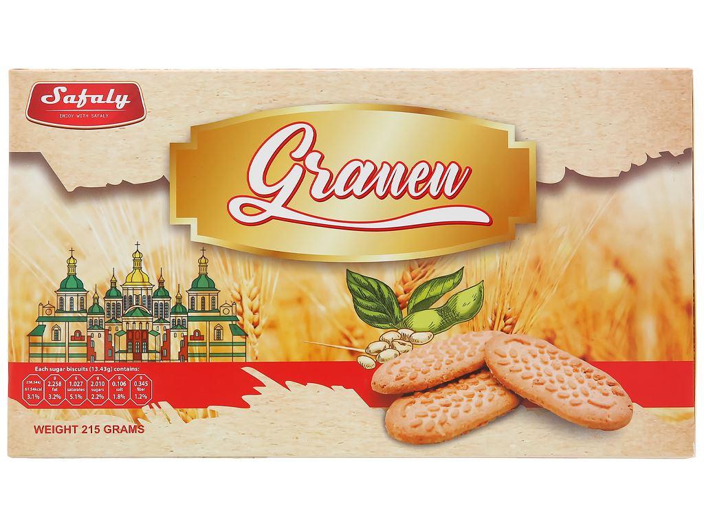 Bánh quy ngũ cốc Grona Granen hộp 215g 1