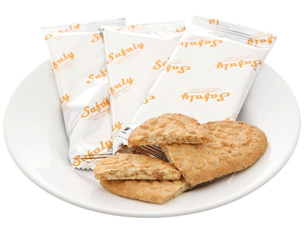 Bánh quy ngũ cốc Grona Granen hộp 215g 7