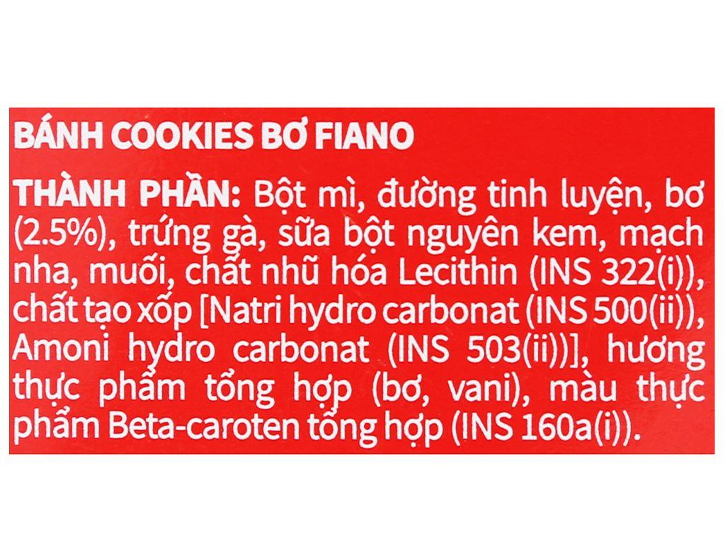 Bánh quy bơ Fiano hộp 100g 3
