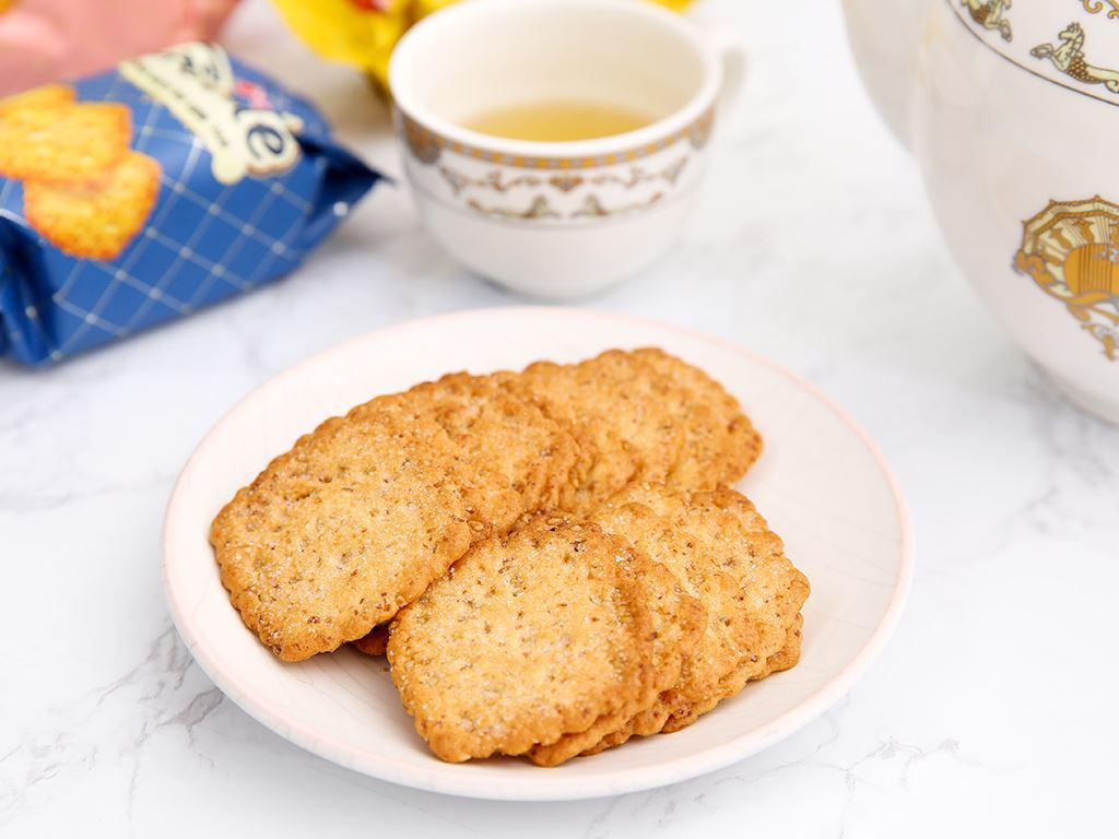 Bánh quy mè giòn tan Gouté (phiên bản đặc biệt) hộp thiếc 432g 7