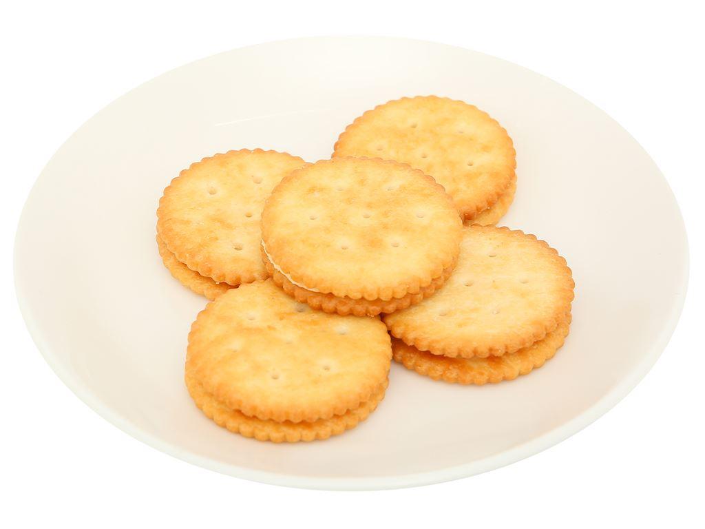 Bánh quy phô mai Zess gói 153g 5
