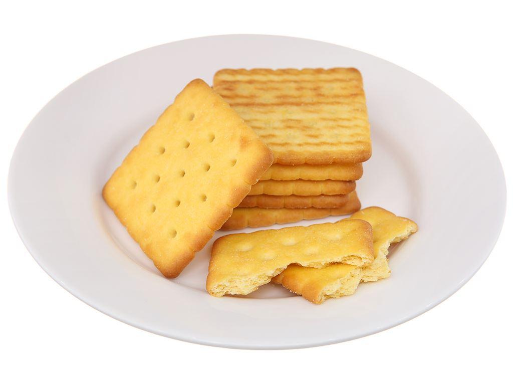 Bánh quy dinh dưỡng lúa mì AFC hộp 100g 6