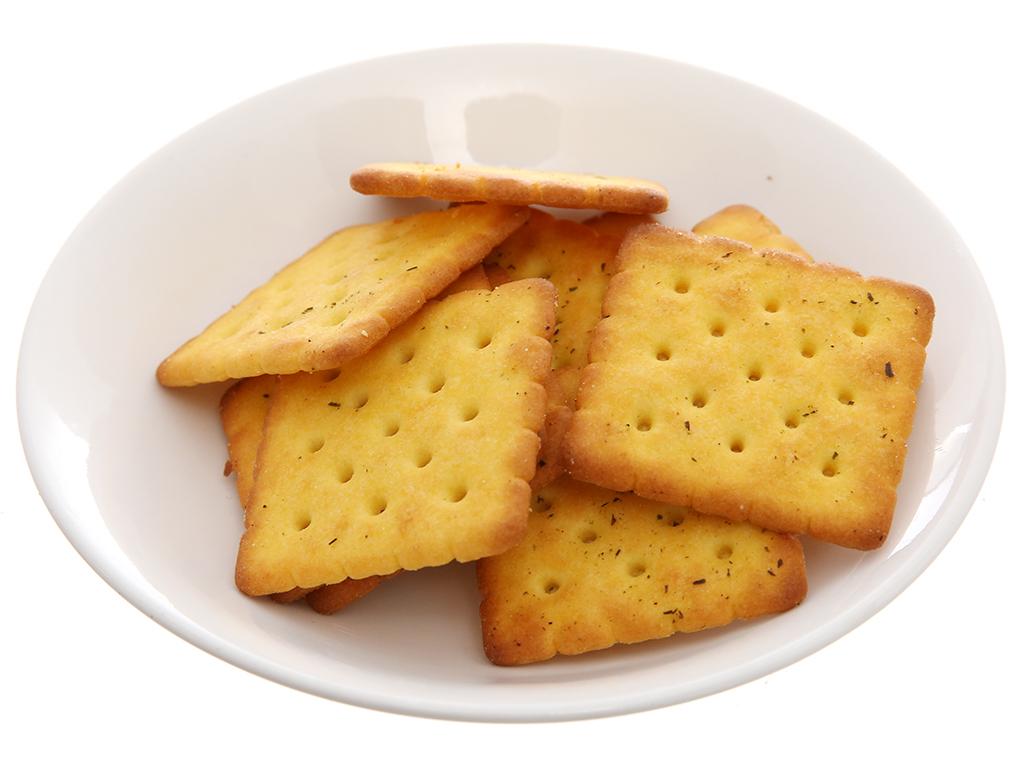 Bánh quy dinh dưỡng vị rau AFC hộp 200g 4