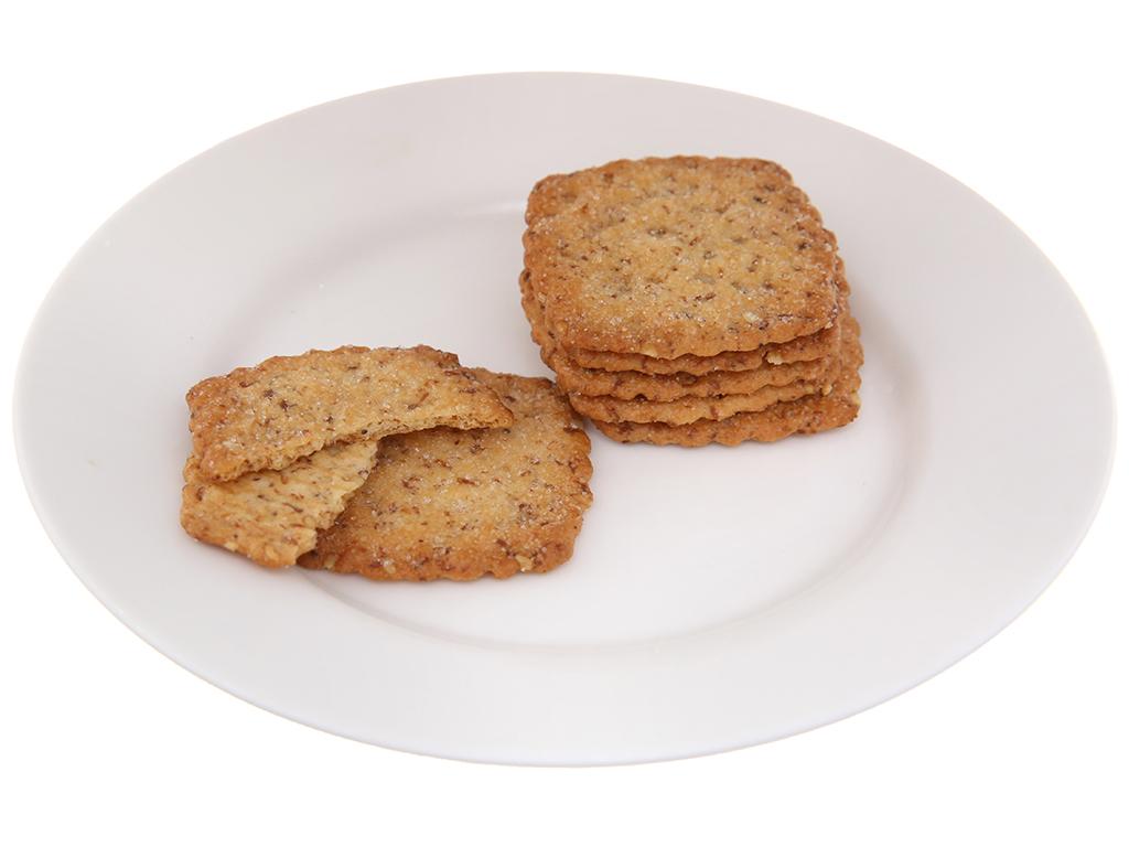 Bánh quy mè Gouté hộp 144g 4