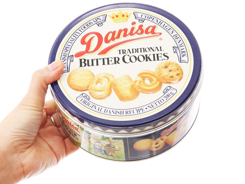 Bánh quy bơ Danisa hộp 200g 3