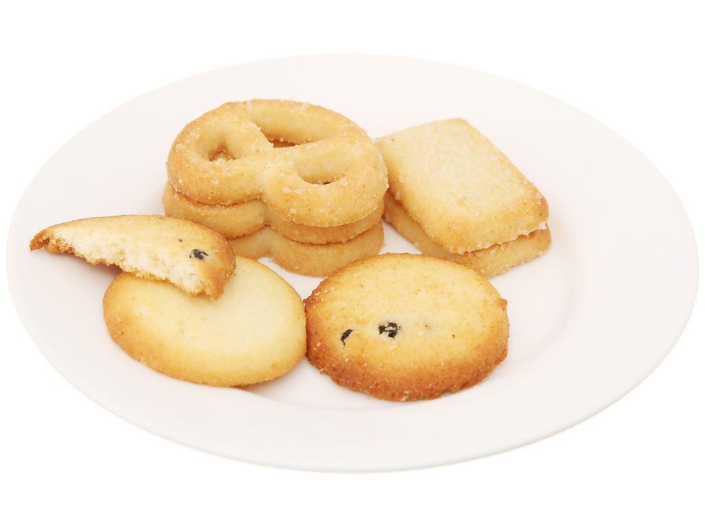 Bánh quy bơ Danisa hộp 200g 4