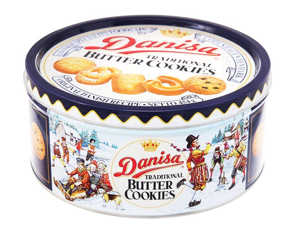 Bánh quy bơ Danisa hộp 454g 3