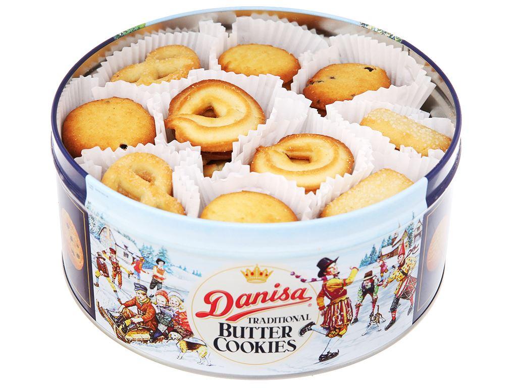 Bánh quy bơ Danisa hộp 454g 6