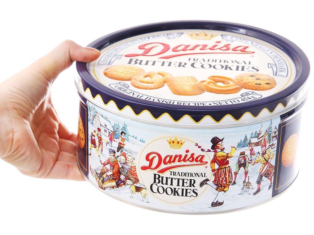 Bánh quy bơ Danisa hộp 454g 5