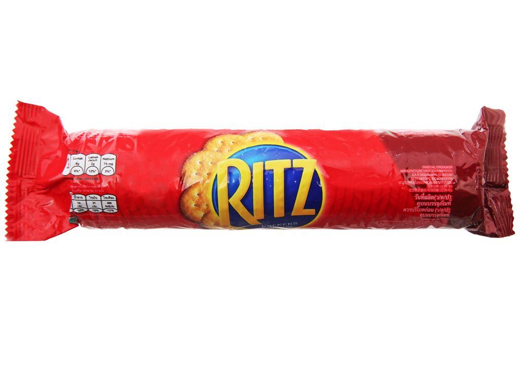 Bánh cracker Ritz gói 100g 2