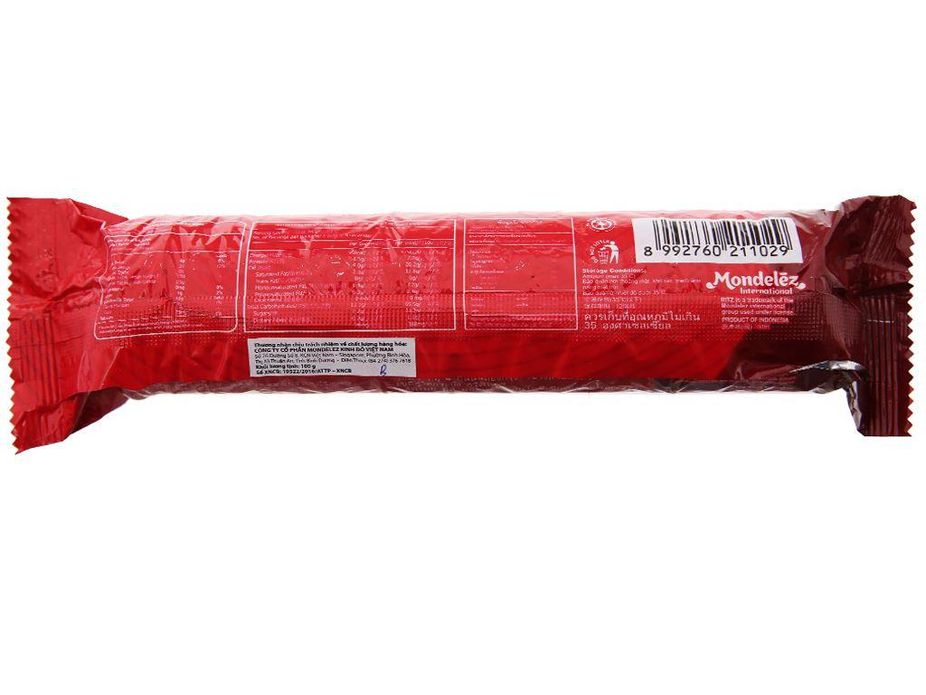Bánh cracker Ritz gói 100g 3
