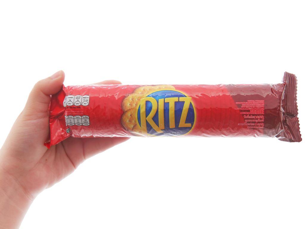 Bánh quy Bơ Ritz 100g 5