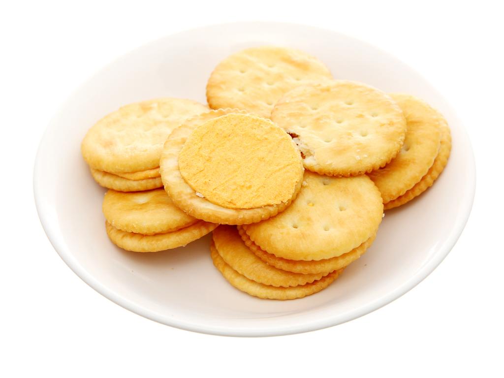 Bánh quy ngọt Ritz kem phô mai 118g 4