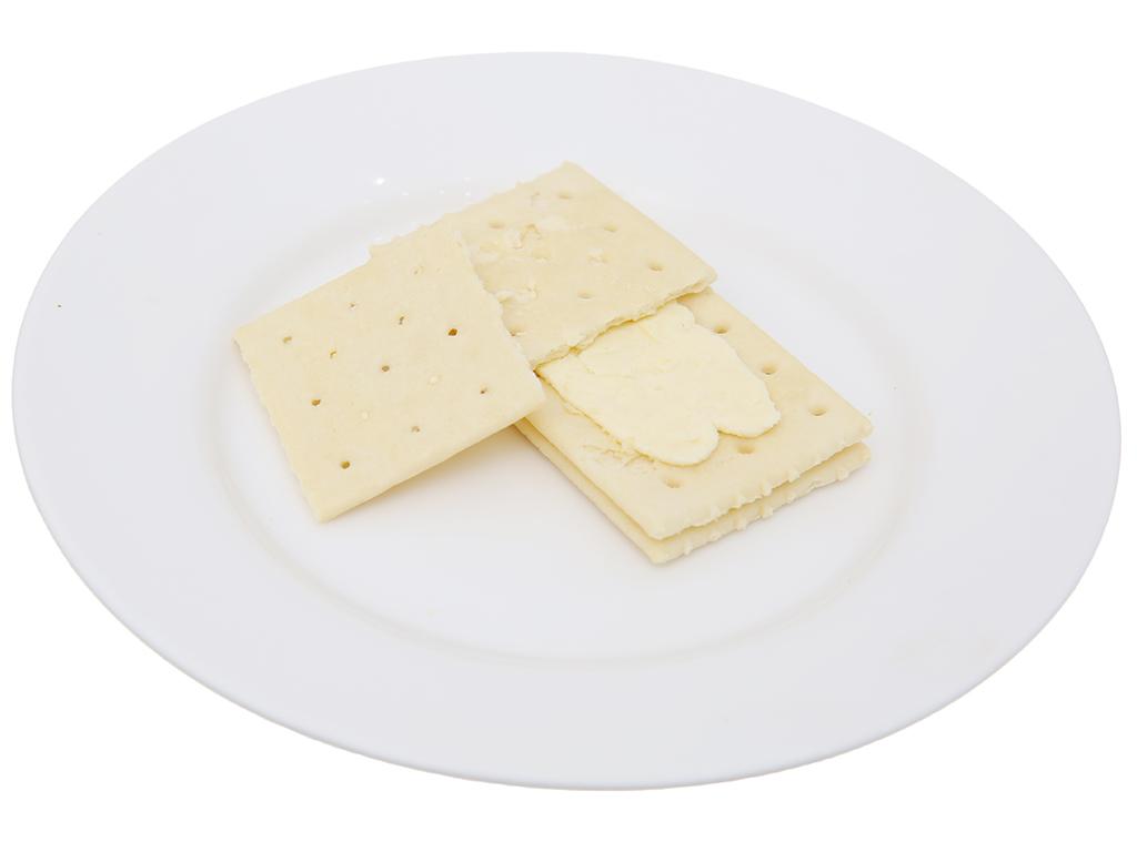 Bánh quy ngọt Magic twin butter kem bơ 2 lớp 210g 4