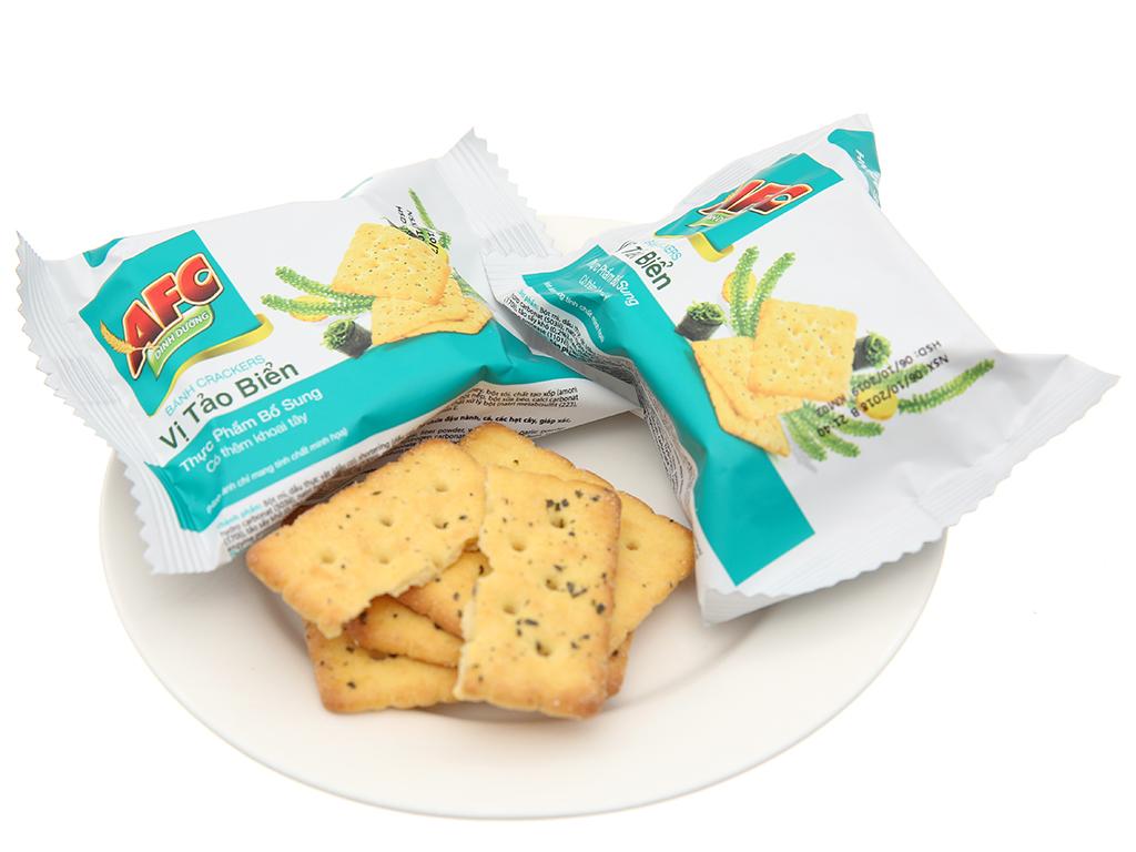 Bánh quy tảo biển AFC Dinh dưỡng 200g 3